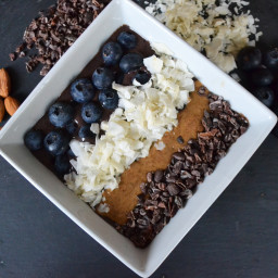 Antioxidant Power Acai Smoothie Bowl