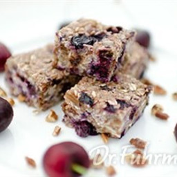 Antioxidant-Rich Breakfast Bars
