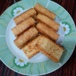 Anus biscuits
