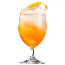 Aperol-Grapefruit Spritz