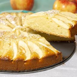 Apfelkuchen (German Apple Cake) • Curious Cuisiniere