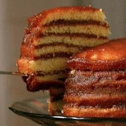 Appalachian Apple Stack Cake