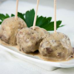 Appetizer - Swedish Meatballs