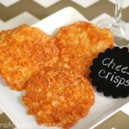 Appetizer - Cheese Crisps