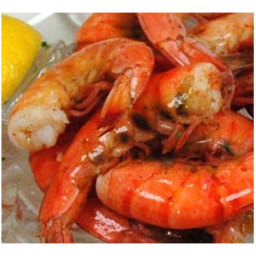 Appetizer - Cold Boiled Shrimp