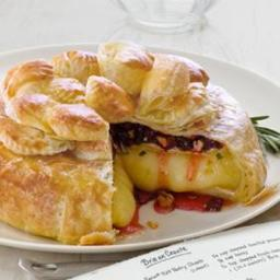 Appetizer - Pastry Wrapped Brie