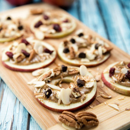 Apple and Almond Butter Bites Recipe