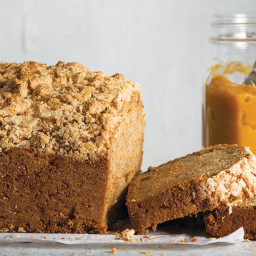 Apple and Butternut Squash Bread