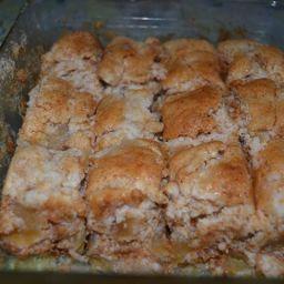 Apple Angel Food Cake