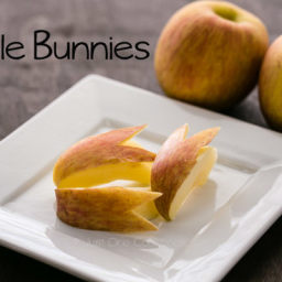 Apple Bunny (Apple Rabbit)