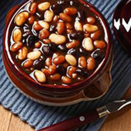 Apple Butter Baked Beans