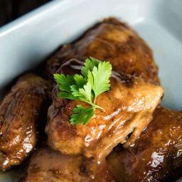 Apple Butter Chicken Recipe