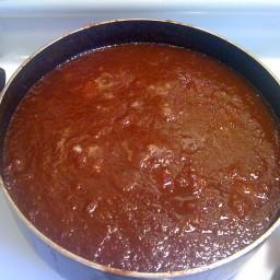 Apple Butter - Crockpot