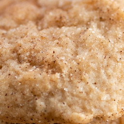 Apple Butter Snickerdoodles