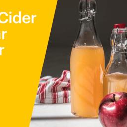 Apple Cider Vinegar for Your Hair?!