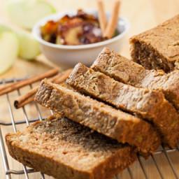 Apple-Cinnamon Bread