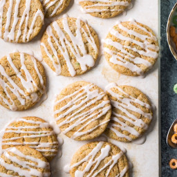Apple Cinnamon Cereal Snickerdoodles