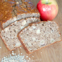Apple Cinnamon Oatmeal Bread Recipe