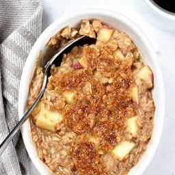 Apple Crisp Oatmeal Recipe