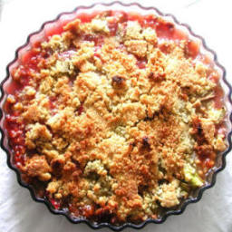 Apple Crumble ( Traditional )