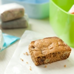Apple Date Bars