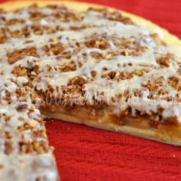Apple Doozie (Dessert Pizza)