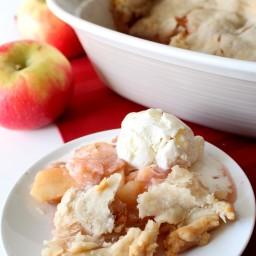 Apple Dumpling Bake