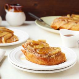 Apple French Toast Casserole