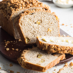 Apple Oat Bread