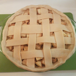 Apple Pie (from Better Homes & Gardens / Girl Scouts)