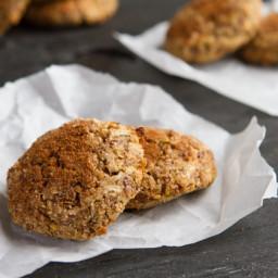 Apple Pie Quinoa Breakfast Cookies
