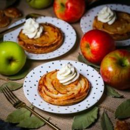 Apple Puff Pastry Tarts