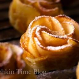 Apple Roses Dessert Recipe