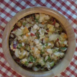 Apple Salsa