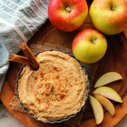 Apple Spiced Hummus