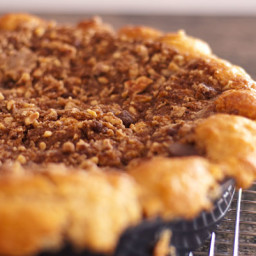 Apple Streusel Coffee Cake