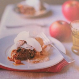 Apple Strudel - MS Living