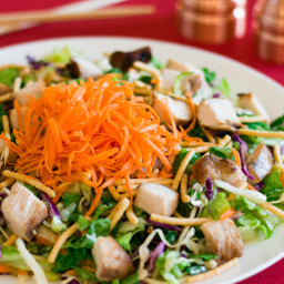 Applebee's Low-Fat Asian Chicken Salad