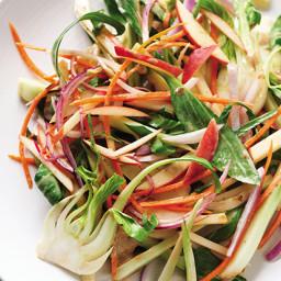 Apple Bok Choy Salad