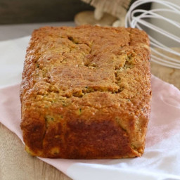 Apples and Carrots Sweet Bread