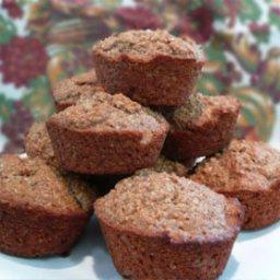 Applesauce Cinnamon Muffins