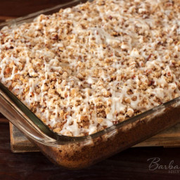 Applesauce Spice Coffee Cake