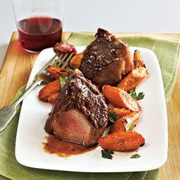 Apricot Lamb Chops