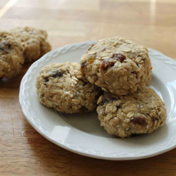 apricot oat cakes