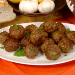 April Osheas Authentic Italian Meatballs (X
