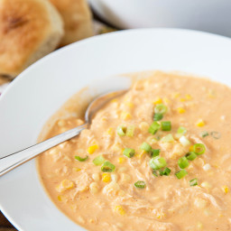 Arizona Corn Chowder