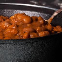 Arizona Ranch-Style Beans
