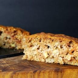Armenian Apple Chunk Cake #FoodieMamas