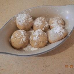 Armenian Butter Cookes (Kurabia)