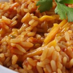 Arroz Rojo (Mexican Red Rice) Recipe
